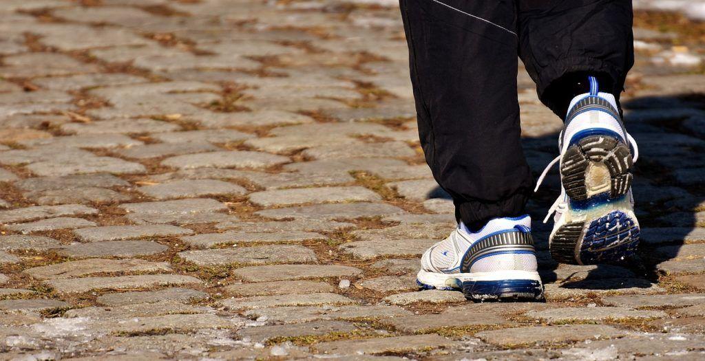 ゆっくり走るジョギング