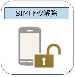 変なSIMを使うにはSIMロック解除が必要