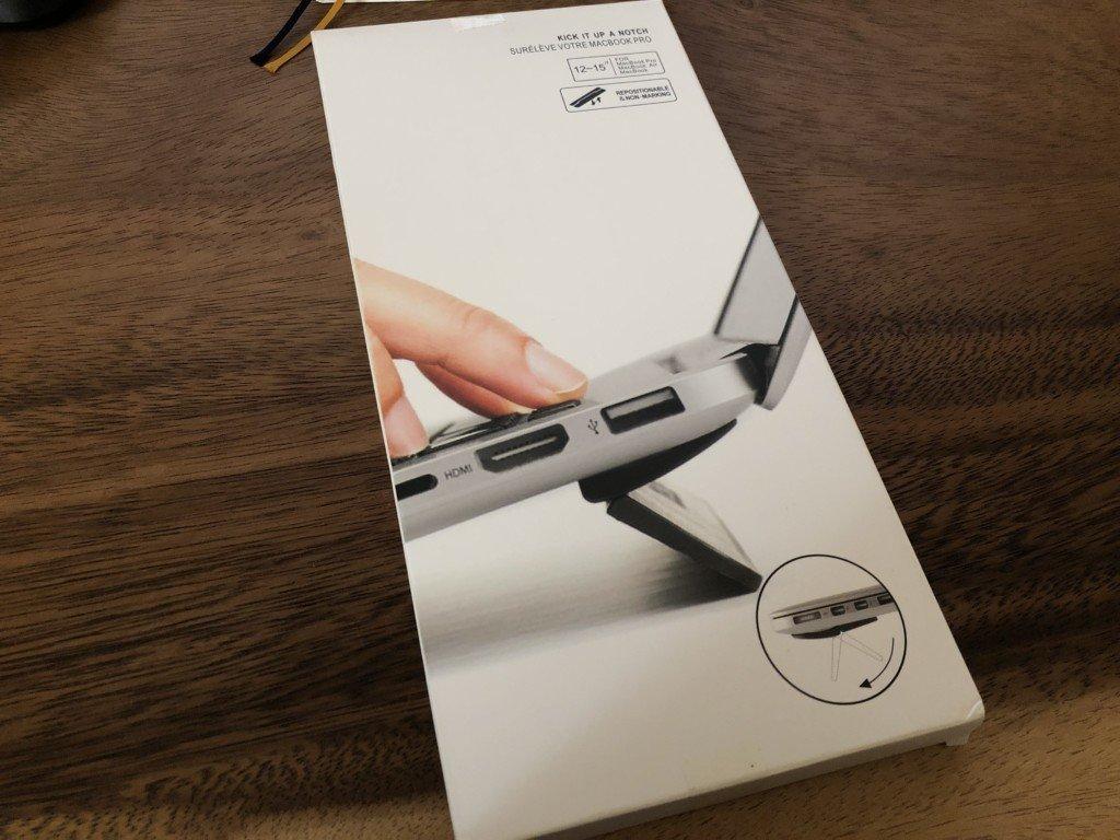 ノートパソコン スタンド 折り畳み式