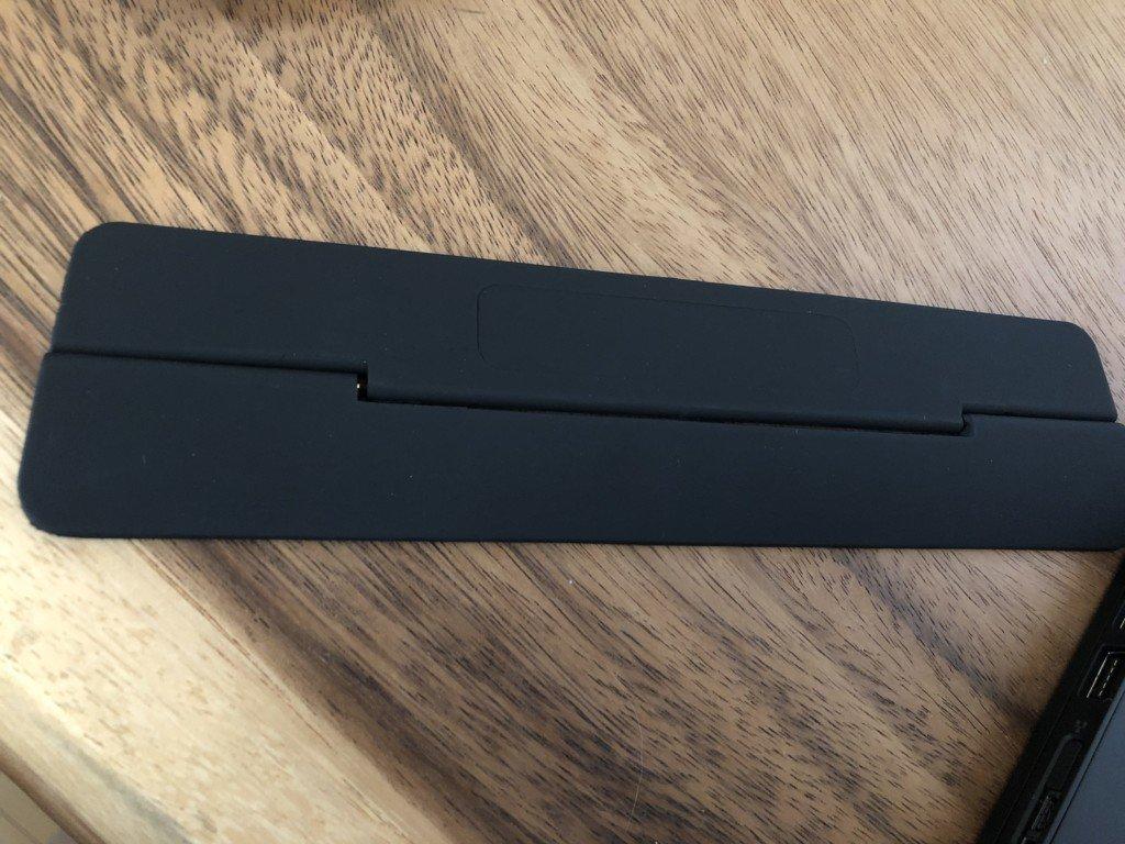 ThinkPad X1に使える!MacBook用の折りたたみ式PCスタンド