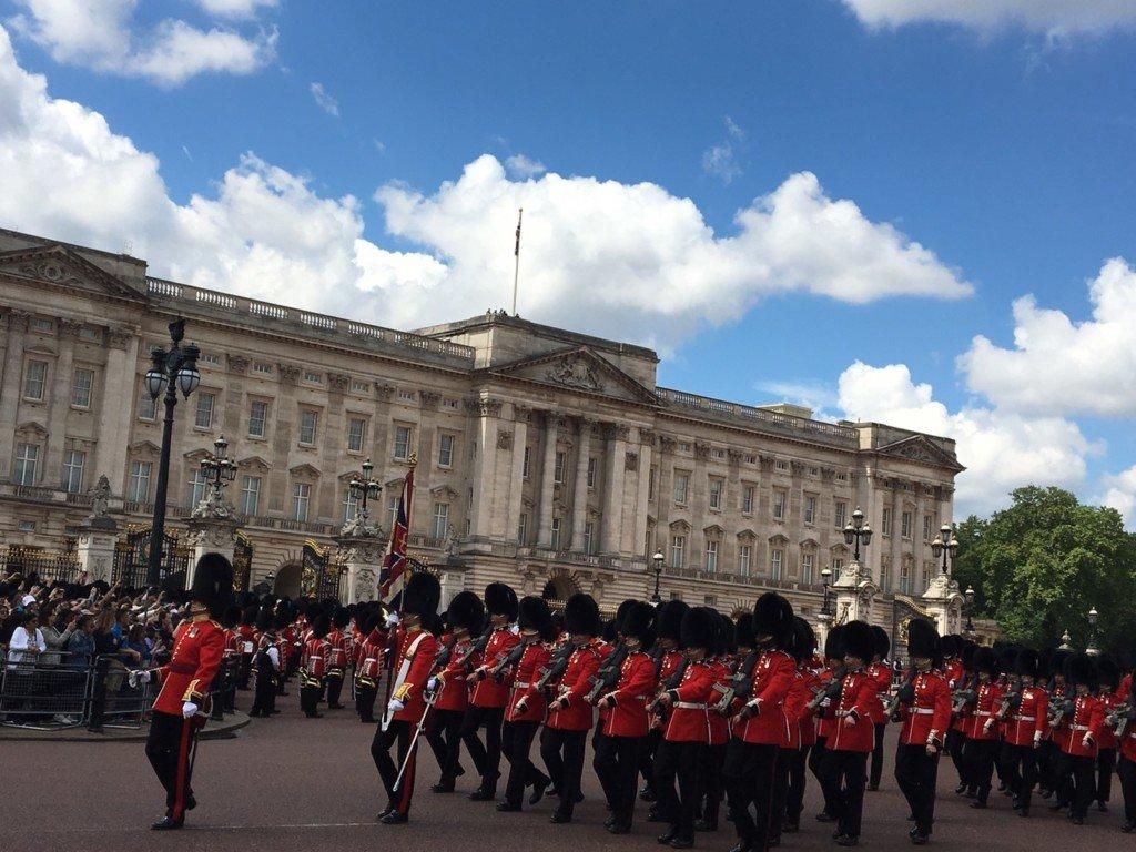 イギリス旅行の写真